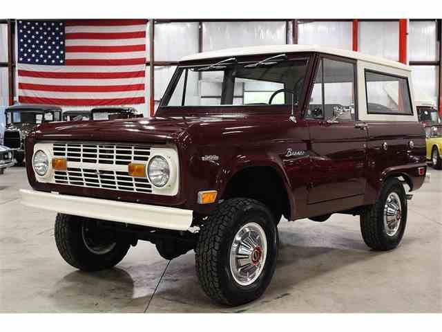 1969 Ford Bronco | 988008