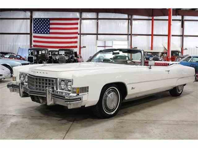 1973 Cadillac Eldorado | 988009