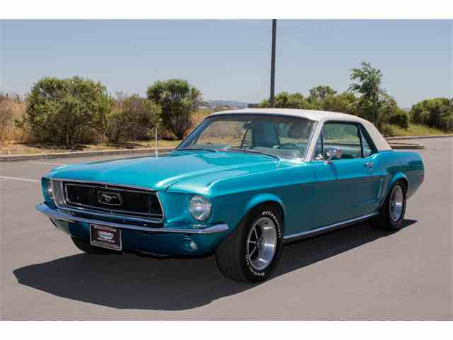 1968 Ford Mustang | 988019