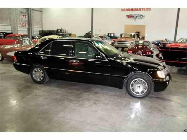 1995 Mercedes-Benz S-Class | 988021