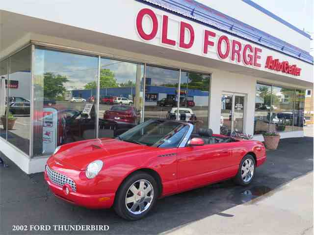 2002 Ford Thunderbird | 988022