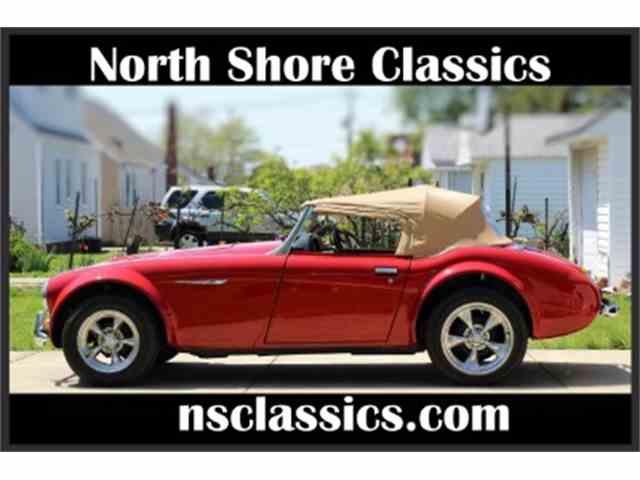 1964 Austin-Healey Sebring | 988025