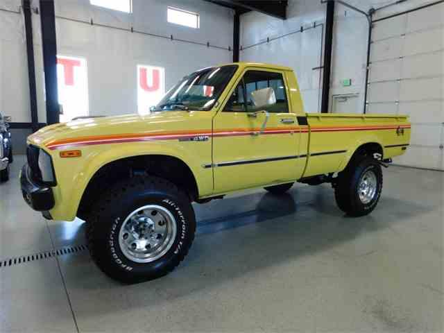 1981 Toyota Pickup Deluxe | 988027