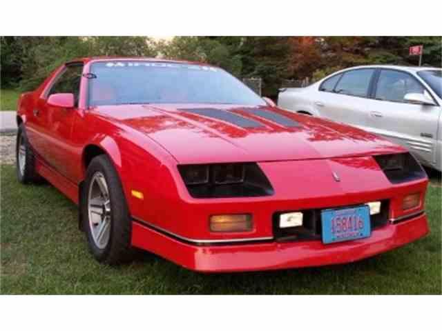 1986 Chevrolet Camaro | 988029