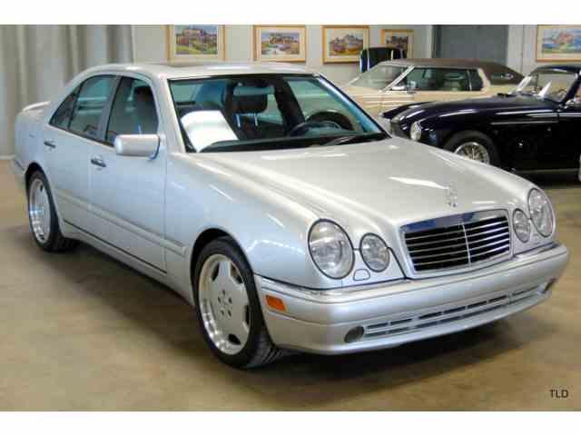 1999 Mercedes-Benz E-Class   988030