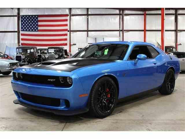 2016 Dodge Challenger SRT Hellcat | 988031