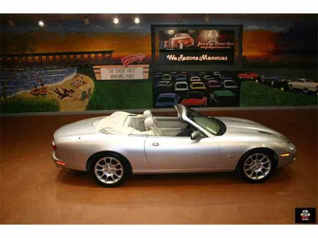 2001 Jaguar XKR | 988034