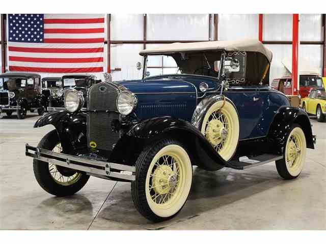 1931 Ford Model A | 988041