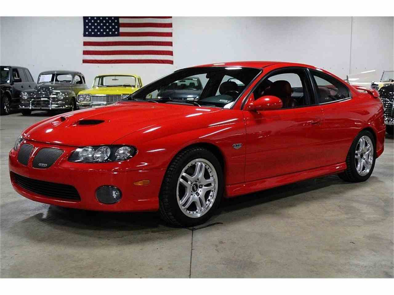 Large Picture of '05 GTO - L6DM