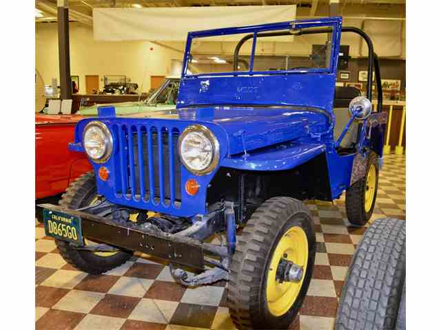 1946 Jeep Willys Civilian | 988052