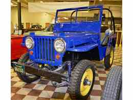 Picture of Classic 1946 Jeep Willys Civilian - $8,000.00 - L6DW