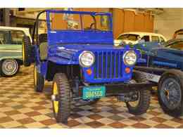 Picture of '46 Willys Civilian Offered by Spoke Motors - L6DW