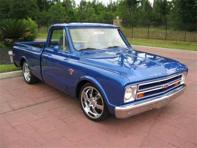1968 Chevrolet C/K 10 | 988054
