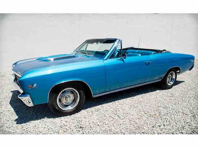 1967 Chevrolet Chevelle | 988063