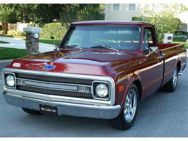 1970 Chevrolet C/K 10 | 988071