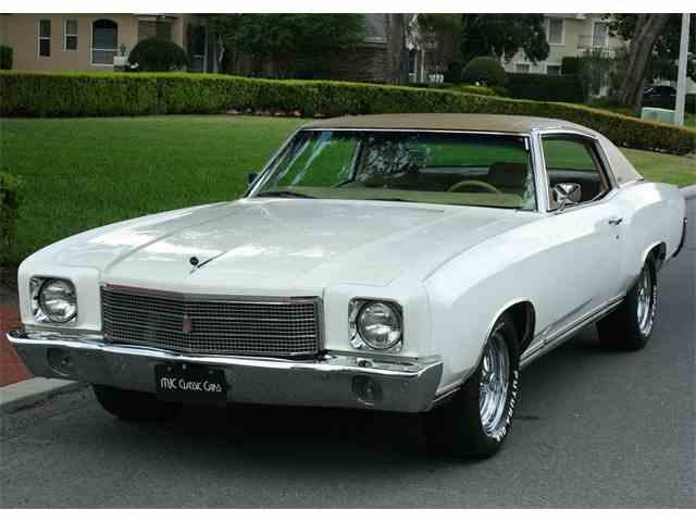 1970 Chevrolet Monte Carlo | 988073