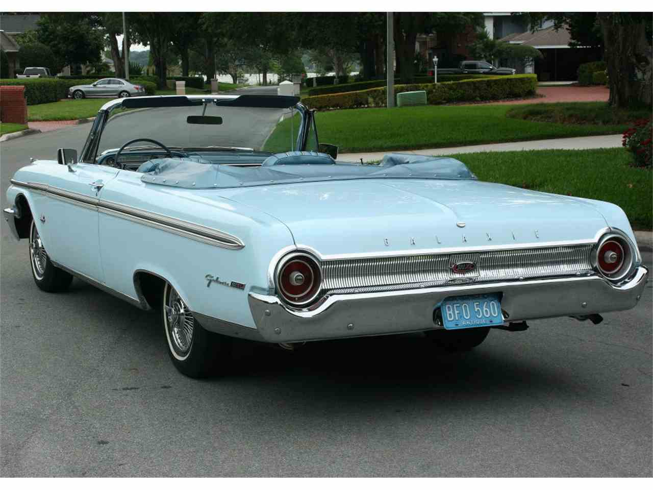 Large Picture of '62 Galaxie - L6EK