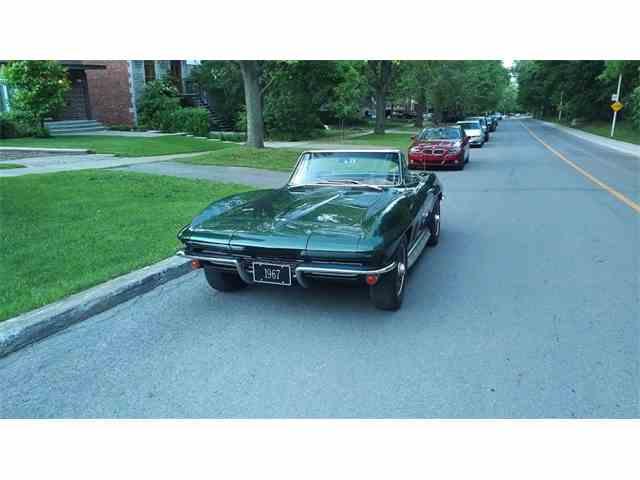 1967 Chevrolet Corvette   988079