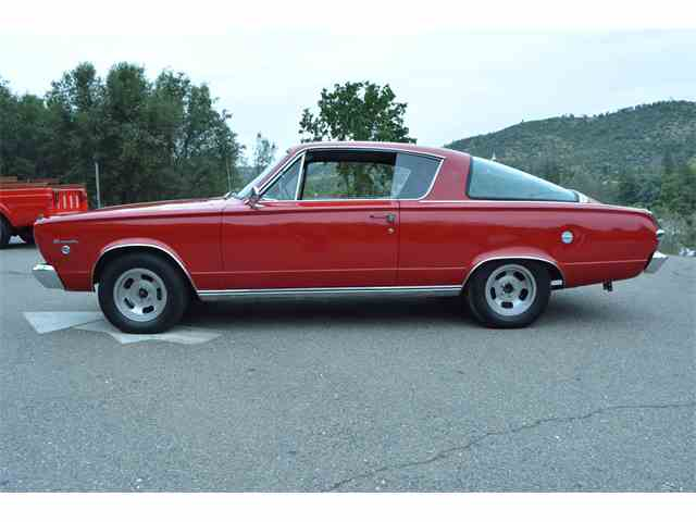 1966 Plymouth Barracuda | 988081