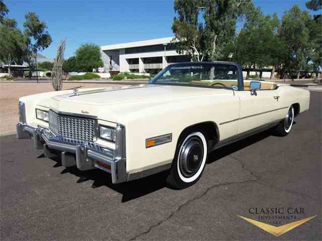 1976 Cadillac Eldorado | 988082
