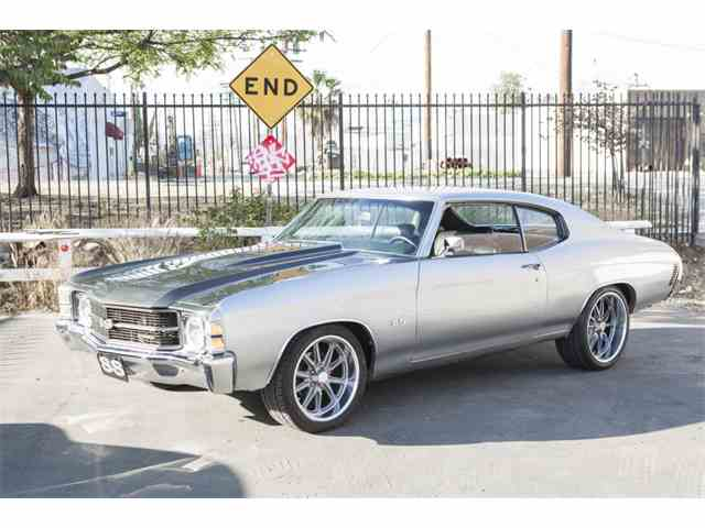 1971 Chevrolet Chevelle | 988083