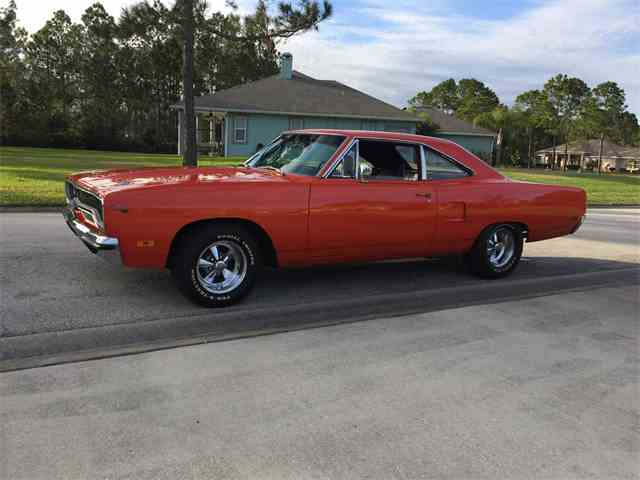 1970 Plymouth Road Runner | 988085