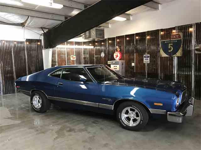 1973 Ford Gran Torino Sport Fastback | 988086