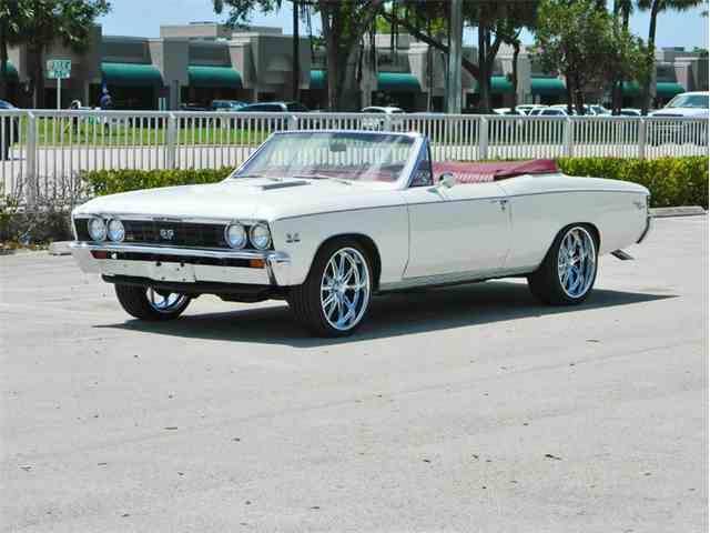1967 Chevrolet Chevelle | 980809