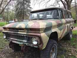 1962 Chevrolet Carryall 4x4 for Sale - CC-988098
