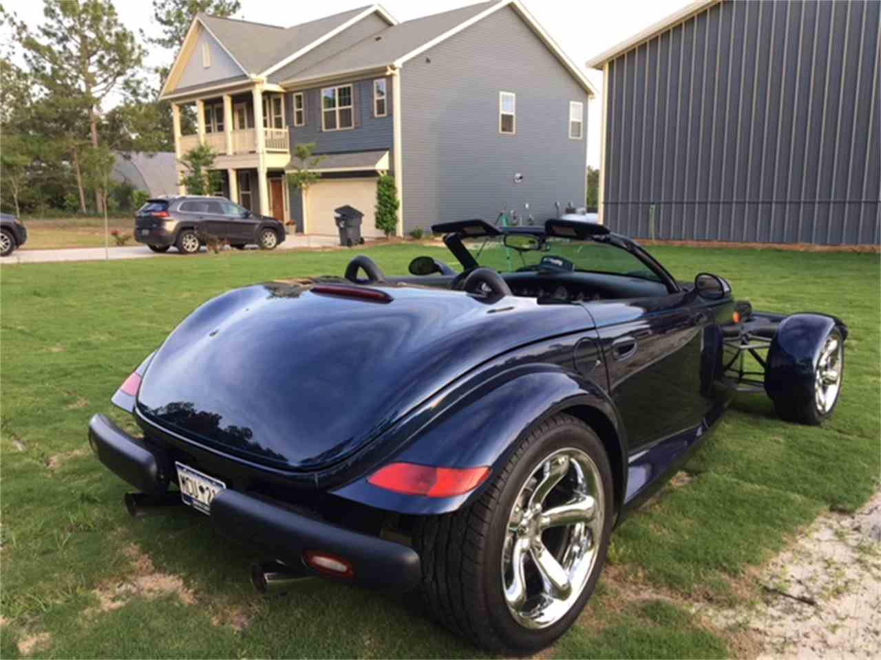 Large Picture of '01 Prowler - L6FB