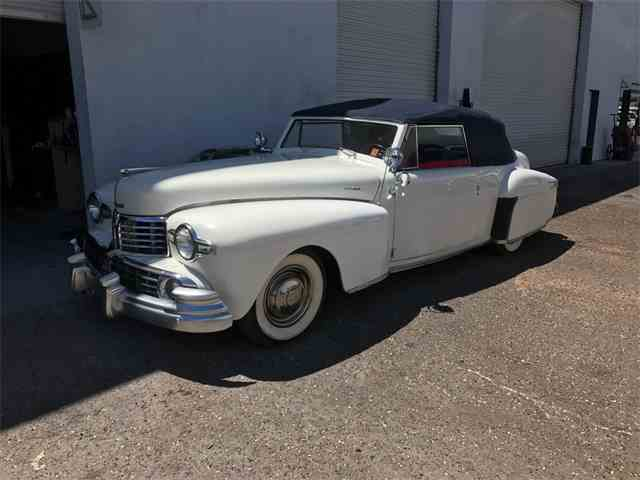 1947 Lincoln Continental | 988114