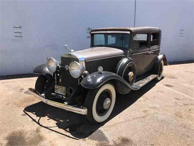 1931 Cadillac 355 | 988117