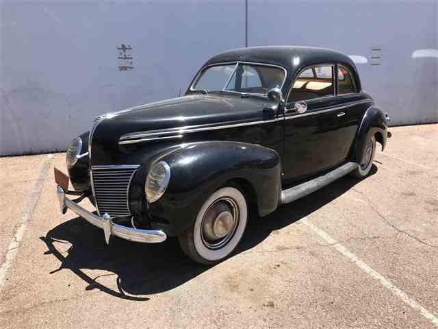 1939 Mercury Coupe | 988119