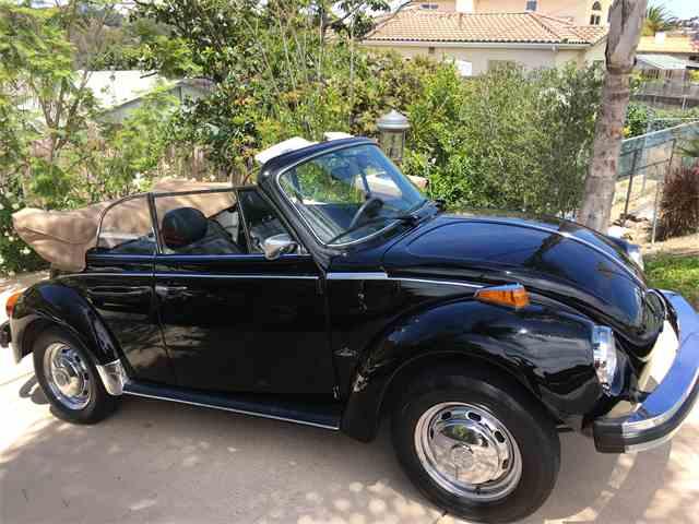 1979 Volkswagen Super Beetle EFI | 988124