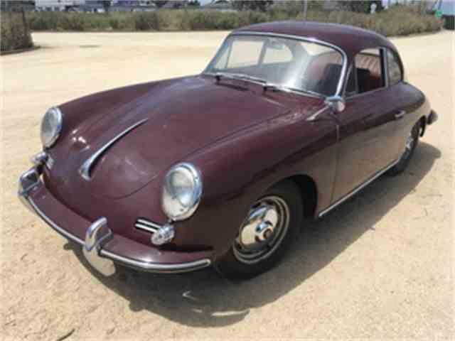 1963 Porsche Speedster   988128
