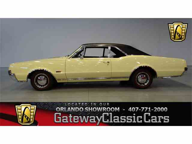 1967 Oldsmobile Cutlass | 980813