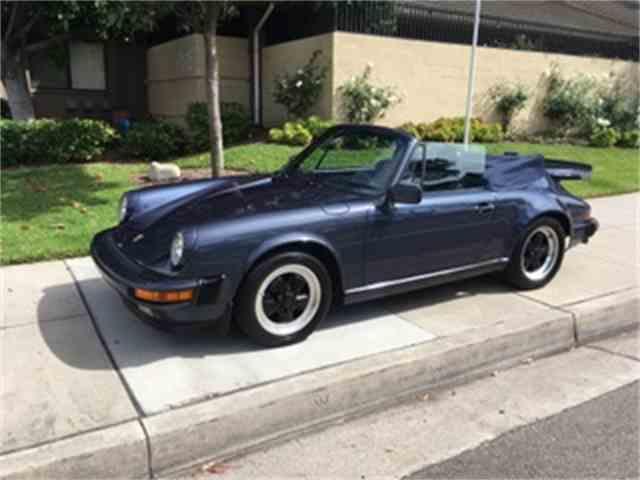 1986 Porsche Carrera   988131