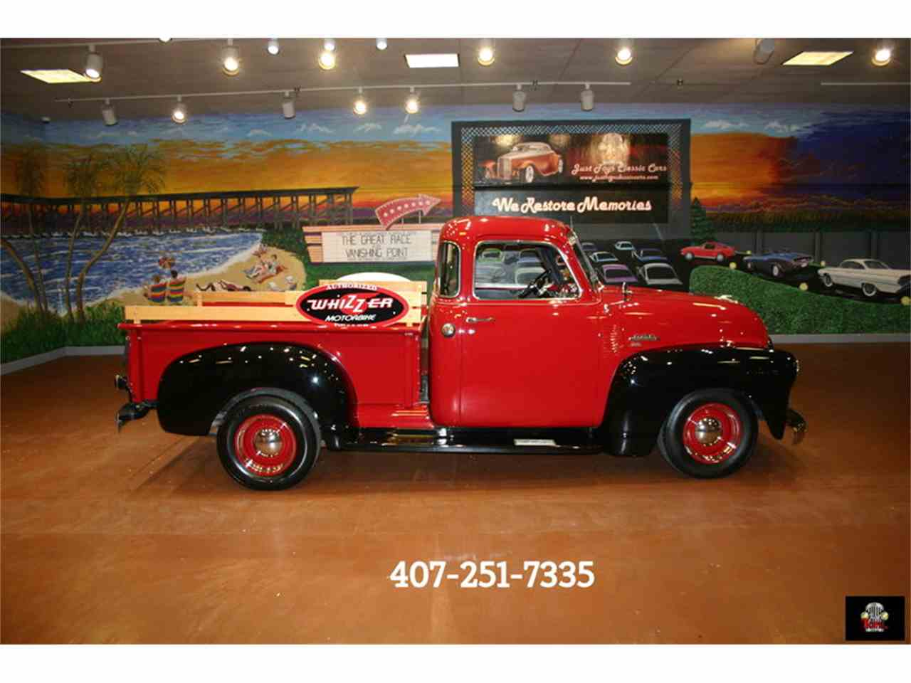 Large Picture of Classic 1950 GMC 100 located in Florida Offered by Just Toys Classic Cars - L6GD