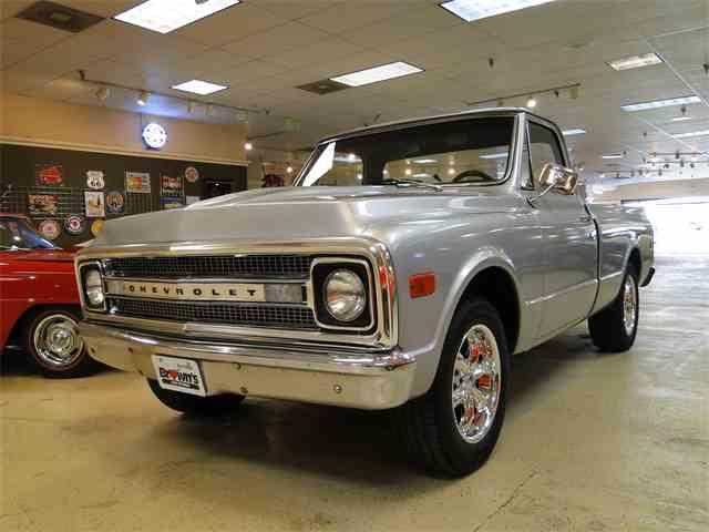 1969 Chevrolet C/K 10 | 988151
