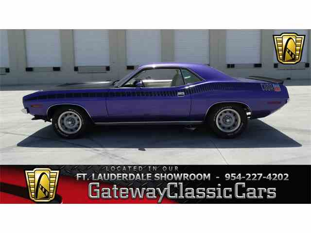1970 Plymouth Barracuda | 988157