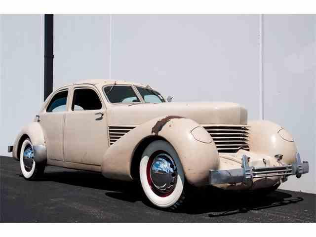 1936 Cord 810 Beverly Sedan | 988166