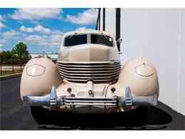 1936 Cord 810 Beverly Sedan for Sale - CC-988166