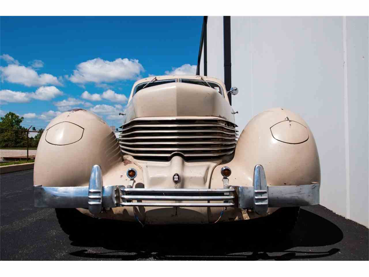 Large Picture of '36 810 Beverly Sedan - L6H2
