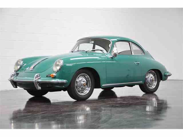 1963 Porsche 356B Super 90 Coupe | 988170
