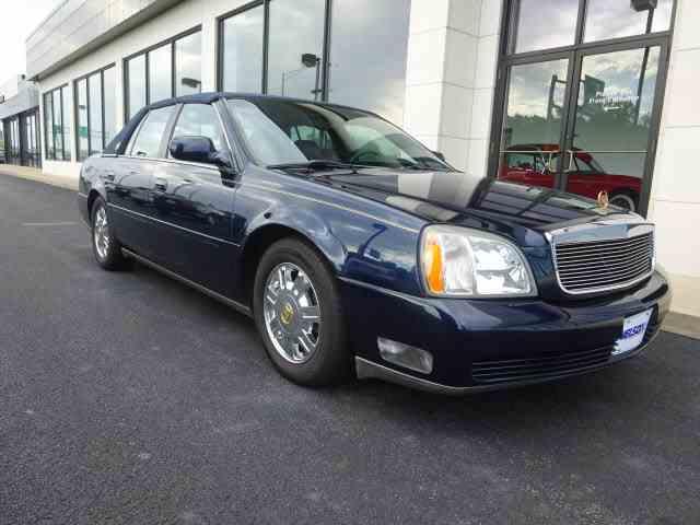 2004 Cadillac DeVille | 988180