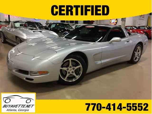 2003 Chevrolet Corvette | 988186