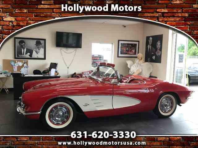 1961 Chevrolet Corvette | 988188