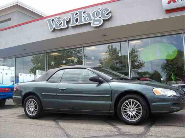 2004 Chrysler Sebring | 988189