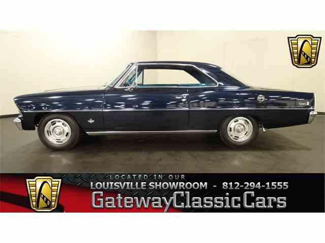 1967 Chevrolet Nova | 980819
