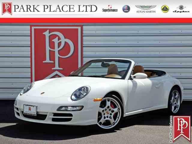 2008 Porsche 911 | 988197
